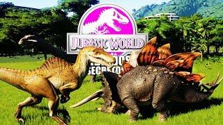 NUEVOS DINOSAURIOS HIBRIDOS SECRETOS DEL DR WU JURASSIC WORLD EVOLUTION