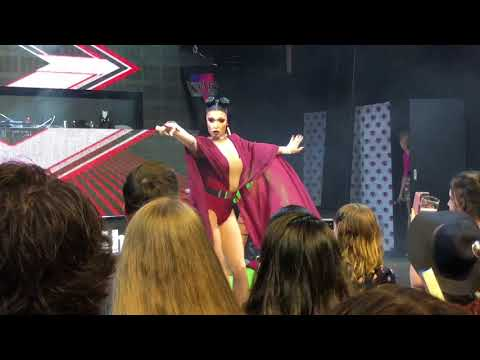 Tatianna live in Perth. HD