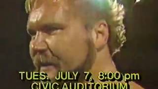 NWA World Wide Wrestling 6/20/87