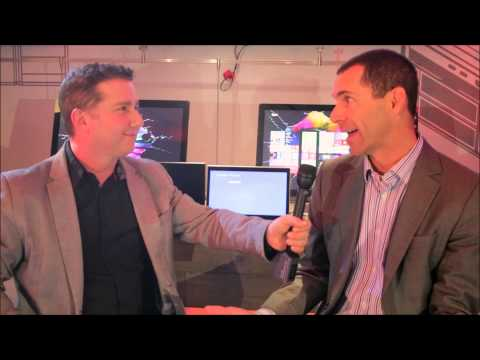 Marc Saltzman Chats With Lenovo North America President Jay Parker (2015 CES)
