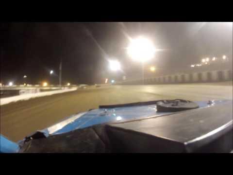 Batesville Motor Speedway 6-10-16 Hobby Stock feature