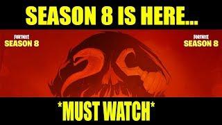 SEASON 8 SKINS ARE OFFICIALLY CONFIRMED in Fortnite Battle Royale! (Fortnite Season 8)