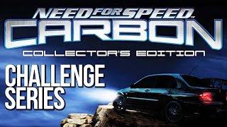 NFS Carbon [XB360] - Collectors Edition Challenge Series