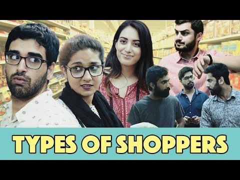 Types of Shoppers | MangoBaaz