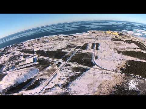 See the world's largest nuclear power facility from a drone's perspective