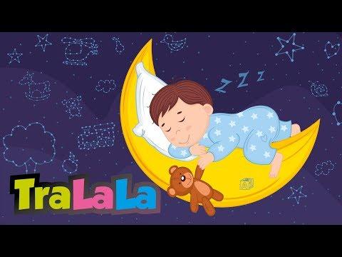 Cântece de adormit copii (4 ore fără publicitate) | TraLaLa