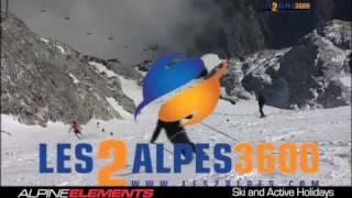 Alpine Elements Les 2 Alpes Summer Activities