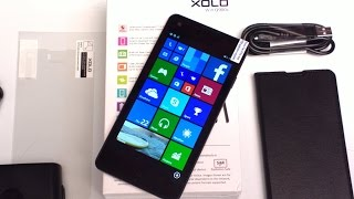 Xolo WIN Q900S Unboxing amp First Impression