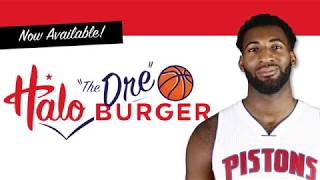 Dre Burger Creation | Halo Burger