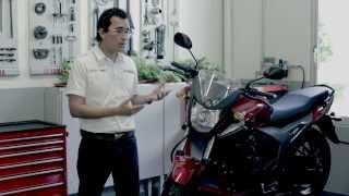 Incolmotos Yamaha - Diseño SZ-R