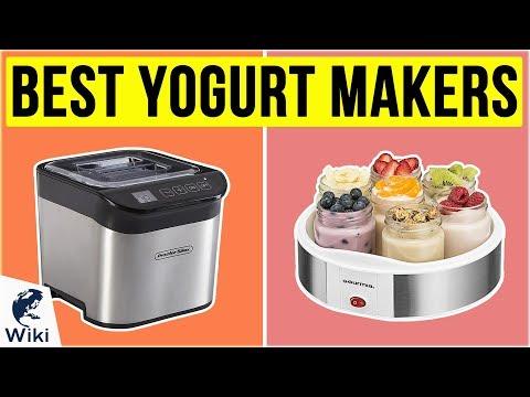 10 Best Yogurt Makers 2020