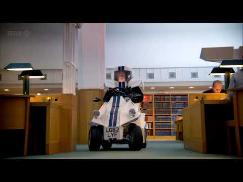 Top Gear. Джереми снова в игрушечной машине (Часть 2)