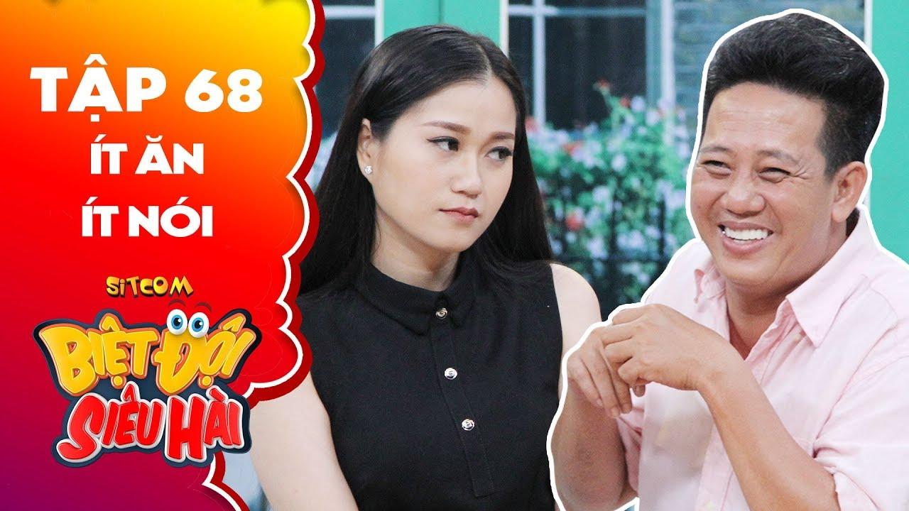 Biệt đội siêu hài | tập 68 -Tiểu phẩm: Lâm Vĩ Dạ giả làm gái ngoan khi đi hẹn hò với Lê Nam