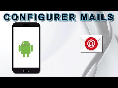 Configurer Boite E-mail Sur Android