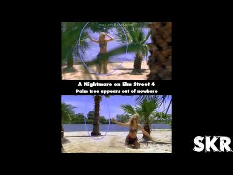 Movie Mistakes: A Nightmare on Elm Street 4: The Dream Master (1988)