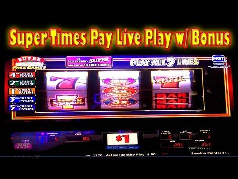 Video Free slots times twelve