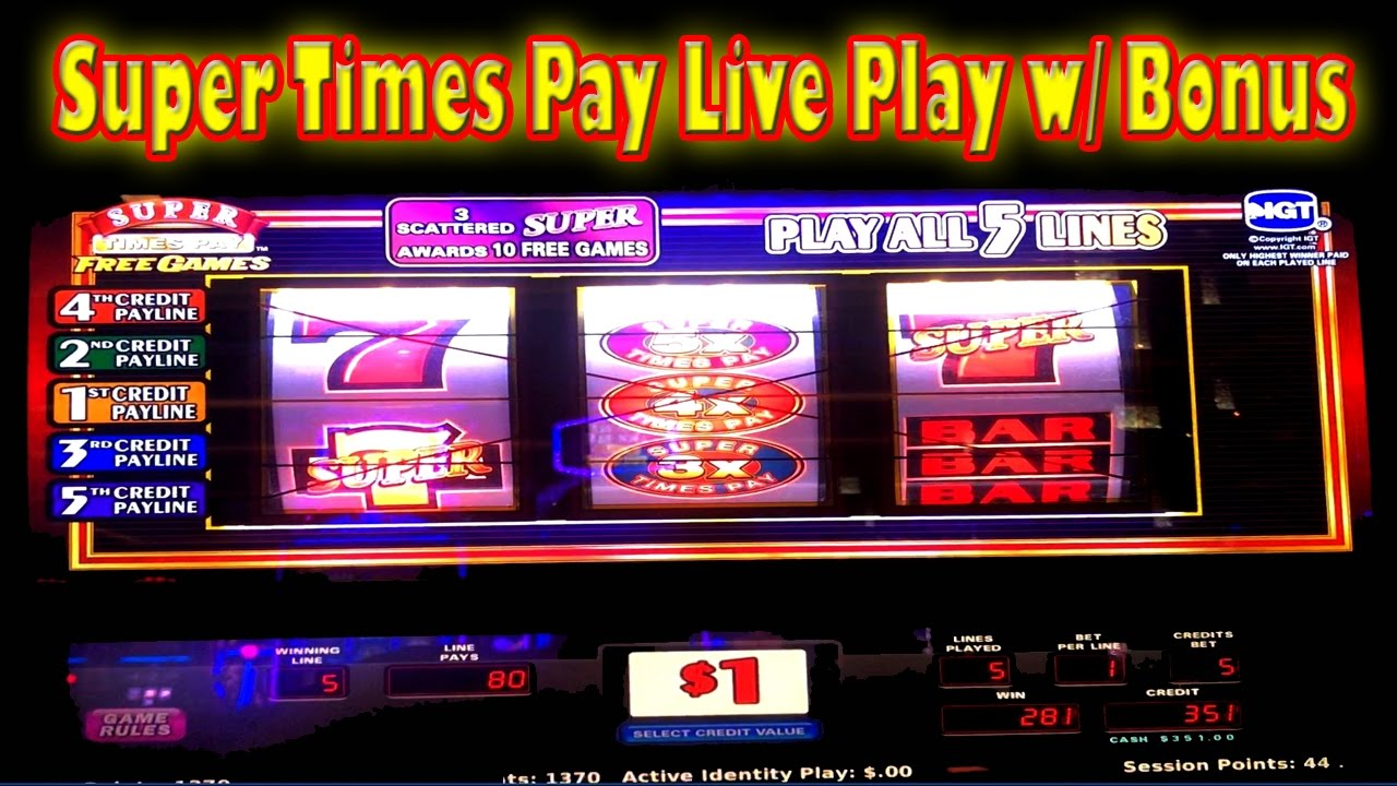 Get paid to play slot machines
