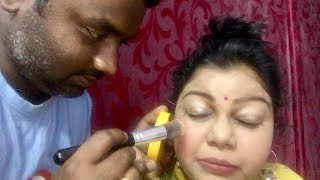 HUBBY DOES MY #MAKEUP#FUN FILLED VLOG