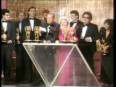 SCTV Wins 1982 Emmy For Outstanding Writing in a Variety or Music Program