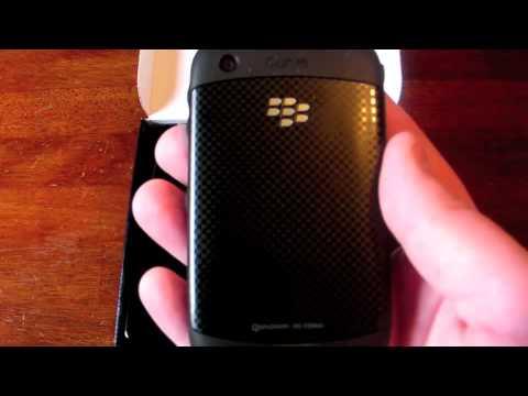 BlackBerry Curve 8530 (Verizon) - Unboxing