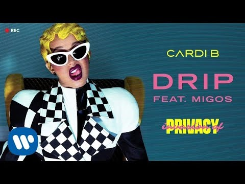 Cardi B – Drip feat. Migos [Official Audio]