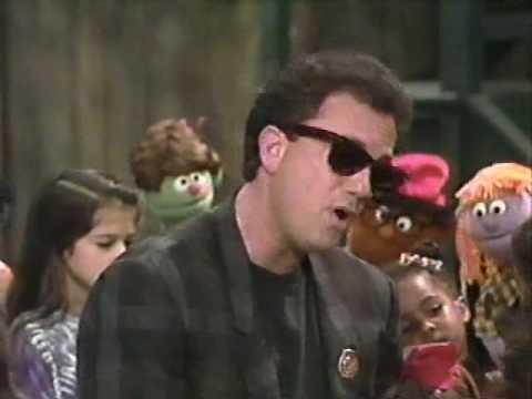 Billy Joel on Sesame Street