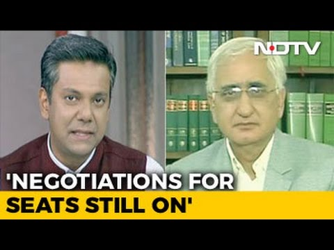 Congress Alliance With Akhilesh Yadav Not A One Night Stand: Salman Khurshid