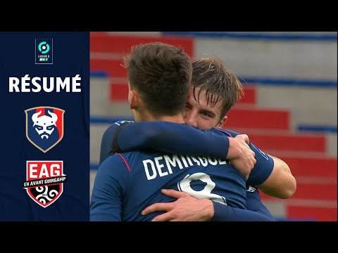 Caen Guingamp Goals And Highlights