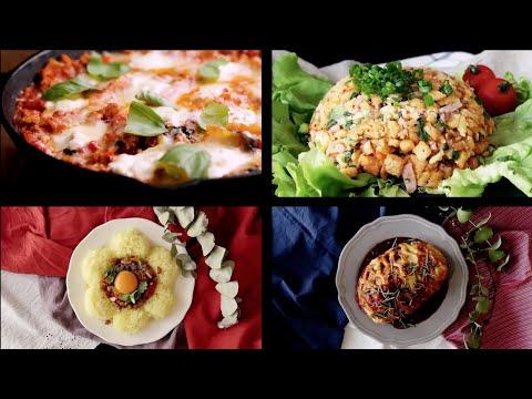 Easy Recipes For Dinner Videos