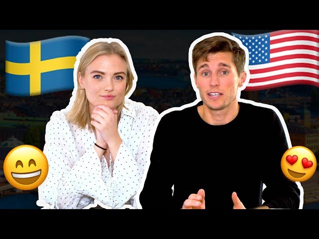 10 Things Americans LOVE about Sweden!