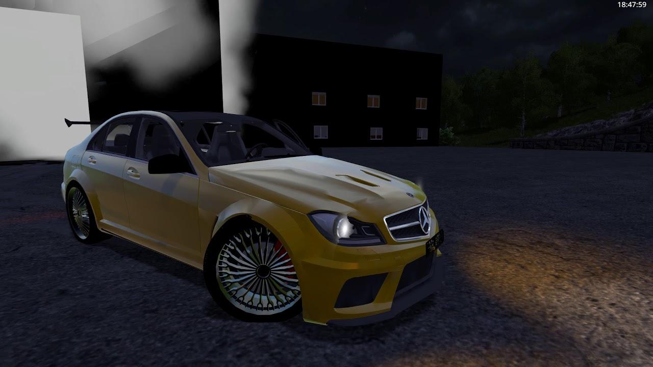 Ls 17 Mod Vorstellung Von Mercedes Benz Amg C63 Youtube