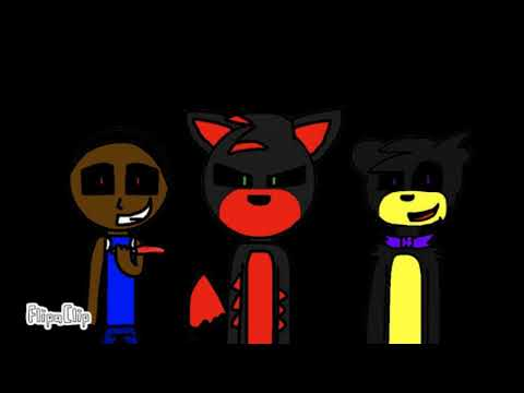 Infinte Ryan, Jordan.EXE and Evil Minecraft theme song
