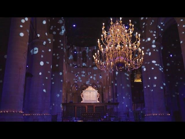 Aankondiging Kerstnacht in Pieterskerk Leiden