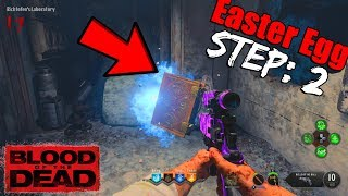 Blood of the dead easter egg step videos / InfiniTube