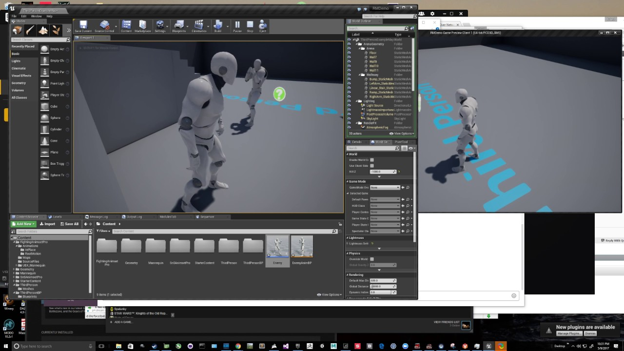 Short ue4 root motion replication example youtube short ue4 root motion replication example recursive blueprint malvernweather Gallery