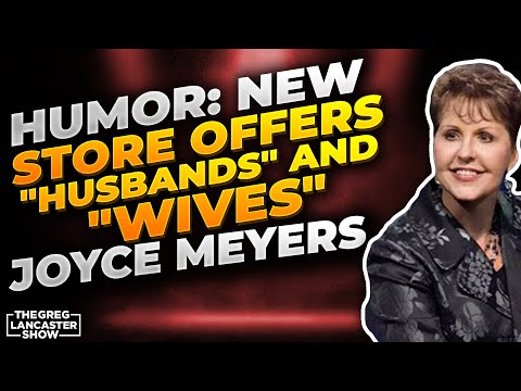 Joyce Meyer Shares about the