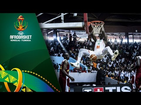 Senegal v Mozambique - Full Game - FIBA AfroBasket 2017