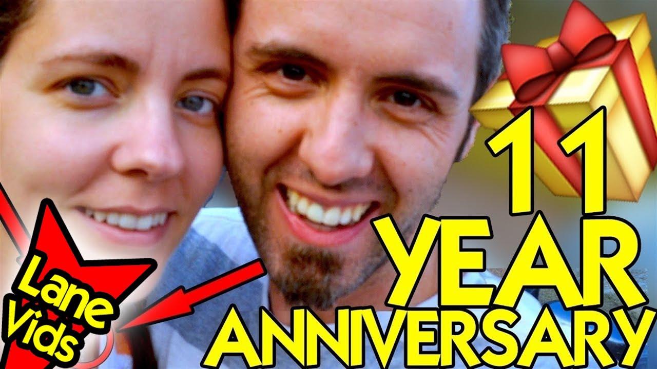 11 Year Anniversary Gift Ideas Steel Youtube