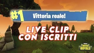 1st REAL VITTORY with THE REGISTERS! FORTNITE Tony Boston