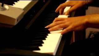 Oh My Goodness - Olly Murs (Piano Cover - Fritz Krempien)