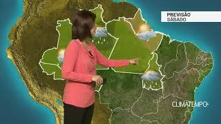 Previsão Norte – Temporais no Tocantins e Pará