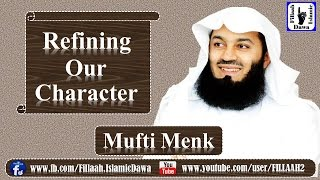 Refining our Character - Mufti Ismail Menk | Tour of Nairobi, Kenya 09th Oct 2016 |