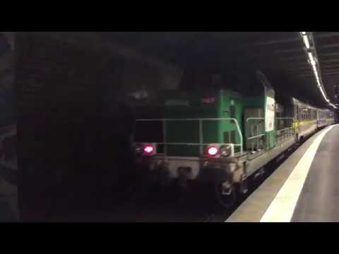 Du diesel dans les tunnels du RERC, une tournée Mauzin dans Paris