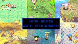Mana Series 25th Anniversary Retrospective