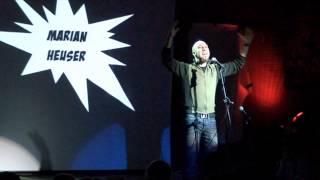 Circle One // Poetry Slam Allstars 2011 // Marian Heuser - Der Schein