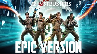 Ghostbusters Theme   EPIC VERSION (2WEI Style)