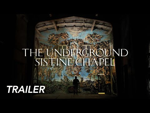 Documentaire 2021 - The Underground Sistine Chapel - Bande-annonce