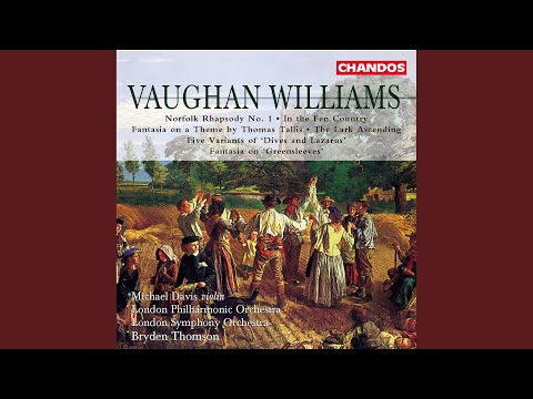 Vaughan Williams Fantasia On A Theme By Thomas Tallis Viola Excerpts