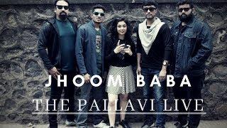Jhoom Baba (Cover) |  Pallavi Ishpuniyani | Music Series