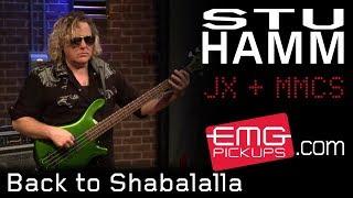 "Stu Hamm Band plays ""Back to Shabalalla"" live on EMGtv"
